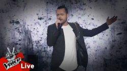 Δημήτρης Γεράρδος - Every Breath You Take | 1ος Ημιτελικός | The Voice of Greece