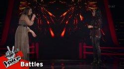 Μαρία Αισιοπούλου vs Κωνσταντίνα Κορδούλη - Hurt | 2o Battle | The Voice of Greece