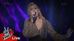 Ιωάννα Θεοχαρίδου - Μια Παρασκευή | 2o Live | The Voice of Greece