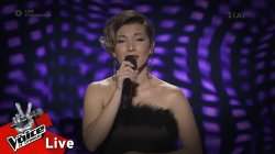 Μυρτώ Σπυροπούλου - Je t'aime | 2o Live | The Voice of Greece