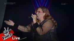 Έλλη Πλατάνου - Ο Άδωνις | 1ος Ημιτελικός | The Voice of Greece