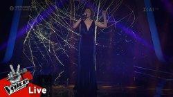 Μυρτώ Σπυροπούλου - Ποτέ να μη χαθείς απ' τη ζωή μου | 1ος Ημιτελικός | The Voice of Greece