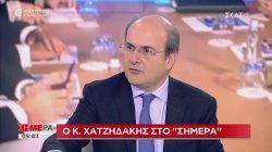 Χατζηδάκης: Έμεινα έκπληκτος από την απόφαση του δημοτικού συμβουλίου της Καλαμάτας