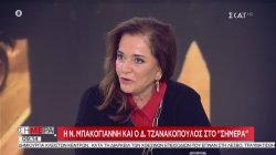Ντόρα Μπακογιάννη: Απίστευτα καραγκιοζιλίκια από τον Μουτζούρη