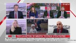 Η Τουρκία σταματάει τους ελέγχους στους πρόσφυγες