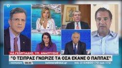 Ο υπουργός Ανάπτυξης Α. Γεωργιάδης στον ΣΚΑΪ | 28/06/2020