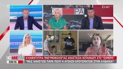 Κοτανίδου: Μας ανησυχεί η αύξηση κρουσμάτων στην Αλβανία | 16/07/2020