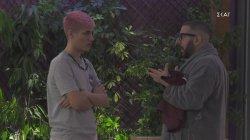 Ο Θέμης και ο Νικόλας μιλούν αρνητικά για συμπαίχτη τους