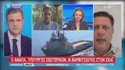 Μ. Βαρβιτσιώτης: Αυτό που έκανε η Ευρώπη θα έπρεπε να έχει κάνει το ΝΑΤΟ