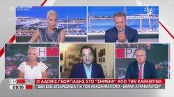 Γεωργιάδης: Δεν έχω δυσαρέσκεια για τον ανασχηματισμό, έκανα αγρανάπαυση