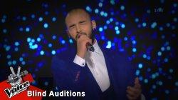 Αντώνης Αγγελόπουλος - Που να εξηγώ | 3o Blind Audition | The Voice of Greece