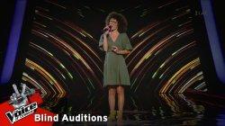 Βιργινία Δρογγούλα - Προσωπικά | 2o Blind Audition | The Voice of Greece