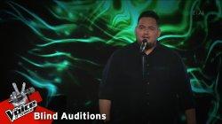 Νίκος Νταλάκας - Δυο Ψέματα | 2o Blind Audition | The Voice of Greece