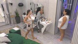 Ζήλεψε η Ραίσα για την συνομιλία κάτω από τις πετσέτες που είχαν Χριστίνα και Παναγιώτης