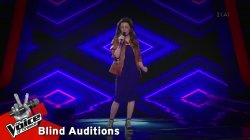 Νικολέτα Ρουμελιώτη - You Know I'm No Good | 2o Blind Audition | The Voice of Greece