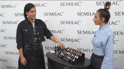 Semilac : Βερνίκα Fast dry