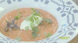 Ντοματόσουπα γκασπάτσο