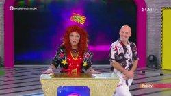 Η super-Βάνια προκαλεί τη Μαλέσκου να χορέψει τσιφτετέλι!!!