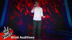 Χάρης Χαλαμούτης - Όλα Σ' Αγαπάνε | 6o Blind Audition | The Voice of Greece