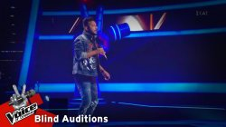Imat Hasan - Always On The Run | 4o Blind Audition | The Voice of Greece