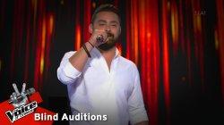 Μανώλης Κοντοπάνος - Με σκότωσε γιατί την αγαπούσα | 7o Blind Audition | The Voice of Greece