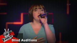 Μαργαρίτα Χαραλαμπίδου - Jolene | 5o Blind Audition