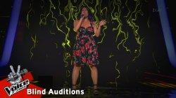 Ζωή Μουράτογλου - Let the Sunshine In | 4o Blind Audition | The Voice of Greece