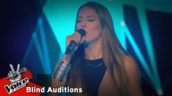 Ίρις Μουτούς - Πριν | 6o Blind Audition | The Voice of Greece