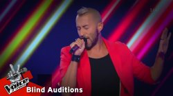 Αλέξης Νίκολας - Careless Whisper | 6o Blind Audition | The Voice of Greece