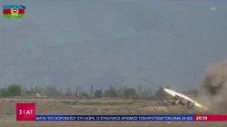 Συνεχίζονται οι μάχες στο Ναγκόρνο-Καραμπάχ
