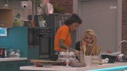 Άννα Μαρία διαφωνεί με Ραμόνα για το που δίνουν φαγητό
