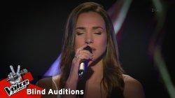 Άννα Σακκά - Όλα σε θυμίζουν | 7o Blind Audition | The Voice of Greece