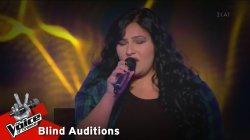 Έλενα Συμεωνίδου - Billie Jean | 5o Blind Audition