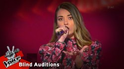 Ιωάννα Τσίρη - Λάβα | 7o Blind Audition | The Voice of Greece