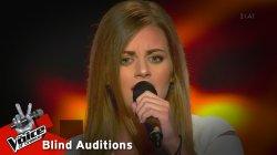 Βίκυ Κυριακίδου - Την πατρίδαμ΄έχασα | 7o Blind Audition | The Voice of Greece