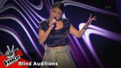 Δομινίκη Ξύδα - Confident | 4o Blind Audition | The Voice of Greece