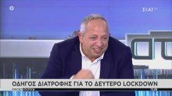 Έκλαψε ο Κούτρας από τις ερωτήσεις του Ντσούνου για τη διατροφή
