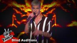Πέτρος Γιαλαμάς - Watermelon Sugar | 8o Blind Audition | The Voice of Greece