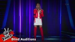 Πηνελόπη Λεοντοπούλου - Just Give Me a Reason | 8o Blind Audition | The Voice of Greece