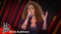 Χριστίνα Λιόλιου - Ο πασατέμπος | 9o Blind Audition | The Voice of Greece