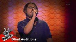 Γρηγόρης Ματσούρης - Δεν είμαι άλλος | 10o Blind Audition | The Voice of Greece