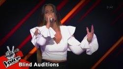 Άννα Μαρία Ντεληγιώργη - Κόψε και Μοίρασε | 8o Blind Audition | The Voice of Greece