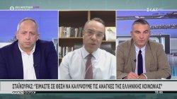 Σταϊκούρας: Τα 800 ευρώ είναι αναλογικά με τις ημέρες εργασίας το Νοέμβριο