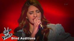 Χριστίνα Στυλιανού - Προλαβαίνω | 11o Blind Audition | The Voice of Greece