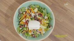 Σαλάτα καρότο με superfoods