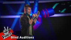 Dino Thoma - Nobody Knows | 8o Blind Audition | The Voice of Greece