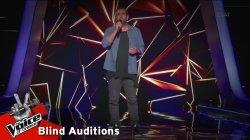 Γιώργος Τομπαζιάδης - Με τους αλήτες | 8o Blind Audition | The Voice of Greece