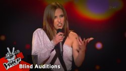 Στέλλα Τσαμπούκου - Uninvited | 10o Blind Audition | The Voice of Greece