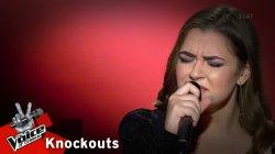 Φωτεινή Ανδρουλιδάκη - Ανάθεμα σε  | 3o Knockout | The Voice of Greece