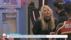 Big Brother: Οι εντάσεις χτύπησαν κόκκινο και τα δήθεν ξεκαθαρίσματα κατέληξαν σε επικούς καβγάδες
